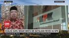 VIDEO: Koalisi Guru Besar Minta Mk Batalkan Revisi UU KPK