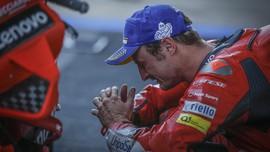 FOTO: Tangis Miller, Derita Quartararo di MotoGP Spanyol