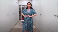 <p>Nagita Slavina tengah hamil anak kedua nih, Bunda. Sejak hamil, istri Raffi Ahmad ini mulai mengubah penampilannya dalam berbusana. (YouTube Rans Entertainment)</p>