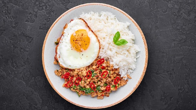 Resep Praktis Sahur: Ayam Kemangi