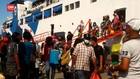 VIDEO: Ribuan Pemudik Padati Pelabuhan di Parepare