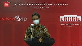 VIDEO: Varian Baru Corona India dan Afsel Masuk Indonesia