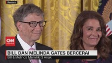 VIDEO: Bill Dan Melinda Gates Bercerai