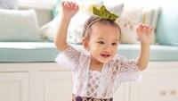 <p>Di hari spesial itu, Shandy memanggil buah hatinya dengan sebutan Baby Kartini. (Foto: Instagram Shandy Aulia)</p>
