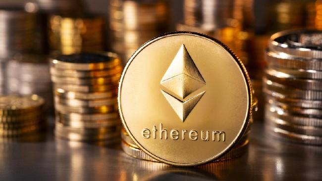 Uang Kripto Tumbuh Subur, Ethereum Paling Tokcer