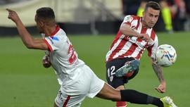 Hasil Liga Spanyol: Bilbao Kalahkan Sevilla