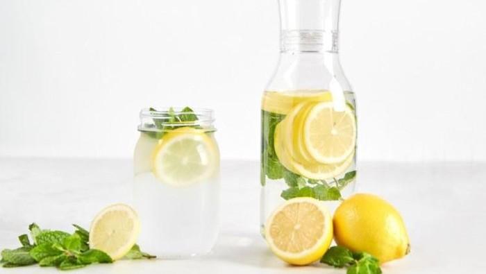 7 Resep Infused Water yang Menghidrasi Saat Puasa