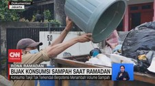 VIDEO: Tips Kurangi Sampah Melimpah Saat Ramadan