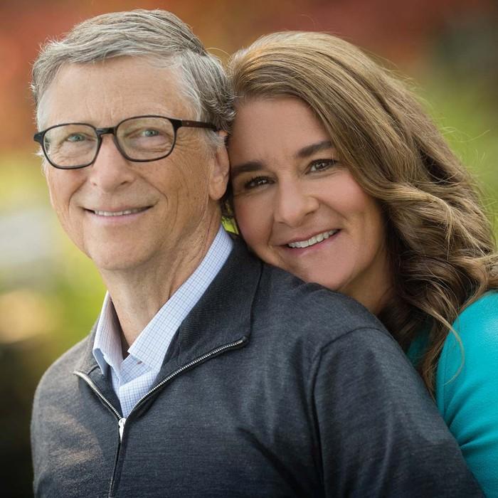 Kabar perceraian mereka cukup mengejutkan banyak orang karena rumah tangganya jauh dari gosip miring. (foto: instagram.com/thisisbillgates)