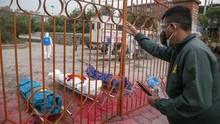 Kasus Melonjak, Nepal Ketar-ketir Susul Badai Corona India