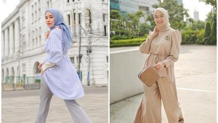 7 Ide OOTD Hijab untuk Tampil Menawan Saat Lebaran
