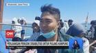 VIDEO: Perjuangan Pemudik Disabilitas Untuk Pulang Kampung
