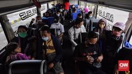 Polisi Bantah Isu Kartu Hasil Tes Swab Palsu Dijual di Bus