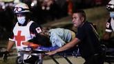 Sebanyak 15 orang tewas dan puluhan lainnya luka-luka di Meksiko setelah jembatan layang yang tengah dilintasi kereta ambruk.