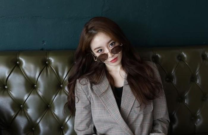 Sebelum menjadi seorang idol, Ji Yeon sudah lebih dahulu menjadi model, dan menjajal akting melalui beberapa judul film dan MV / foto: instagram.com/jiyeon2_