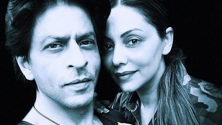 Shah Rukh Khan dan Gauri Khan