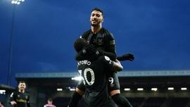 Klasemen Liga Inggris: West Ham Geser Tottenham