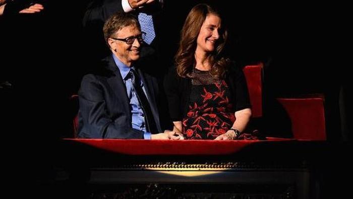 27 Tahun Menikah, Simak Kisah Bill dan Melinda Gates Sebelum Bercerai
