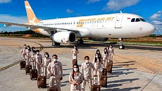 Rute Terbang Super Air Jet, Medan Hingga Pontianak