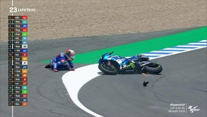 VIDEO: Highlights MotoGP Spanyol 2021