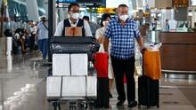 Larangan Mudik, Penumpang di Bandara AP II Anjlok 85 Persen