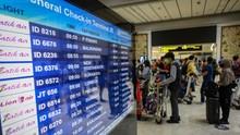 Penjualan Tiket Pesawat Terbatas saat Larangan Mudik