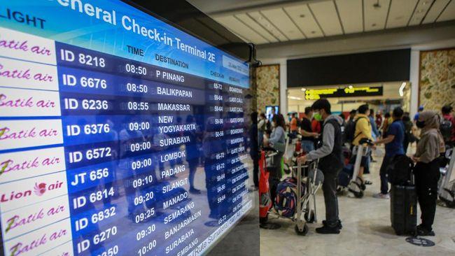 Kedatangan puluhan warga China dari Shenzhen ke Indonesia itu menggunakan pesawat sewaan China Southern Airlines.