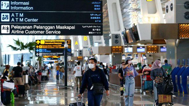 WNI maupun WNA yang baru tiba di Indonesia dari India, Pakistan, Filipina wajib menjalani karantina selama 14 hari.