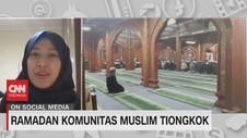VIDEO: Ramadan Komunitas Muslim Tiongkok