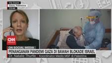 VIDEO: Penanganan Pandemi Gaza di Bawah Blokade Israel