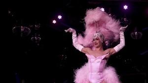 FOTO: Parade 'Drag Queen' di DragLesque Show Moskow