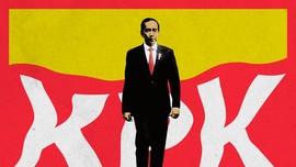 INFOGRAFIS: Jejak Pelemahan KPK Era Jokowi