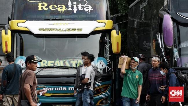Swab Test Acak di Tangerang, 2 Penumpang Bus Reaktif Covid-19