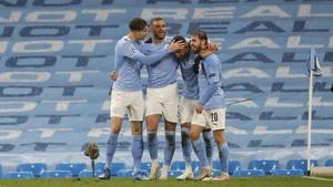 Man City Juara Liga Inggris usai Man Utd Kalah