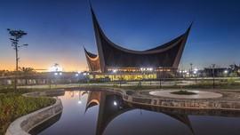 Kisah Hajar Aswad Jadi Inspirasi Masjid Sumatera Barat