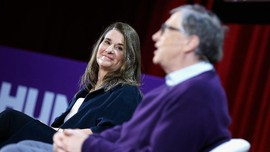Bill dan Melinda Gates Bagi Harta Rp2.163 T Pakai Kontrak