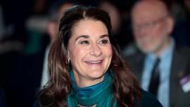 Melinda Gates Calon Wanita Terkaya Kedua Dunia Usai Bercerai