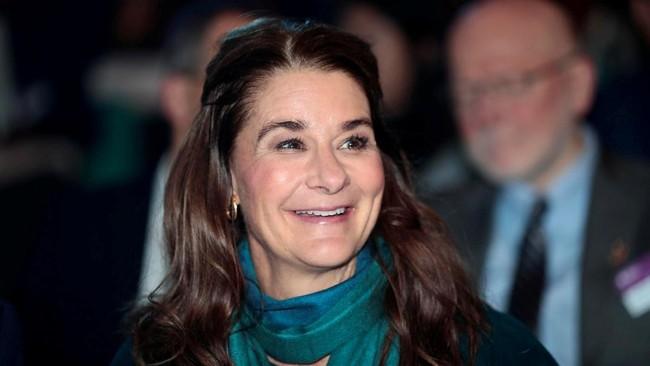 Daftar Kesibukan Melinda Usai Cerai dari Bill Gates