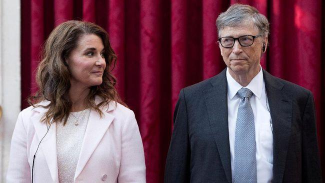 Pendiri Microsoft, Bill Gates, dan Melinda French Gates resmi bercerai setelah pengadilan resmi menerima gugatan perceraian mereka, Senin (2/8).