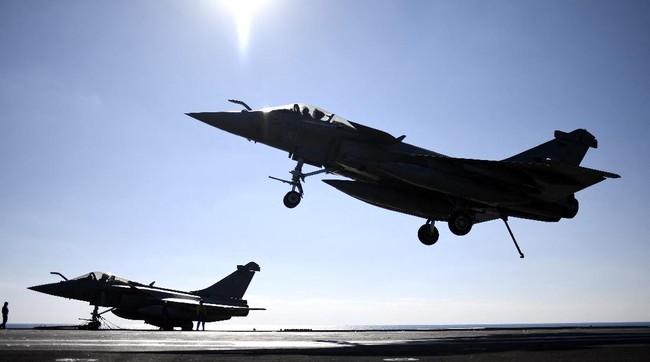 Angkatan Udara Mesir memesan 30 jet tempur Rafale buatan perusahaan Prancis, Dassault Aviation.