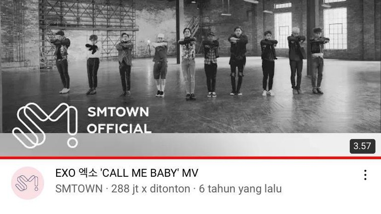 Video musik adalah salah satu ukuran yang dapat menentukan seberapa sukses artis K-Pop. Berikut adalah MV dengan views paling tinggi milik EXO dan BTS!