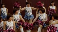 FOTO: Aksi Japan Pom Pom, Lansia Lincah dari Jepang