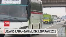 VIDEO: Suasana Tol Jakarta-Cikampek Masih Normal