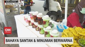 VIDEO: Bahaya Santan & Minuman Berwarna