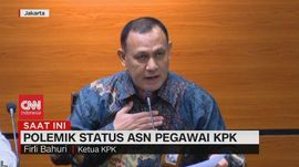 VIDEO: Polemik Status ASN Pegawai KPK