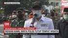 VIDEO: Ridwan Kamil Minta Polisi Tutup Tempat Wisata