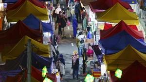 Corona Malaysia Melonjak, Kuala Lumpur Lockdown