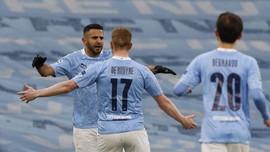 Man City Bisa Tidur Panjang Sebelum Final Liga Champions