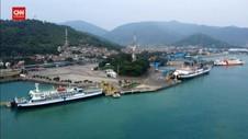 VIDEO: Penyekatan Pelabuhan Merak mulai Pukul 00.00 Malam ini