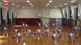 VIDEO: Aksi Lincah Nenek Cheerleader dari Jepang